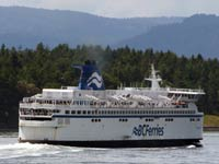 Taxi Service to BC Ferries