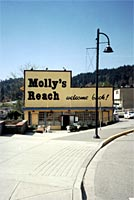 Molly's Reach in Gibsons